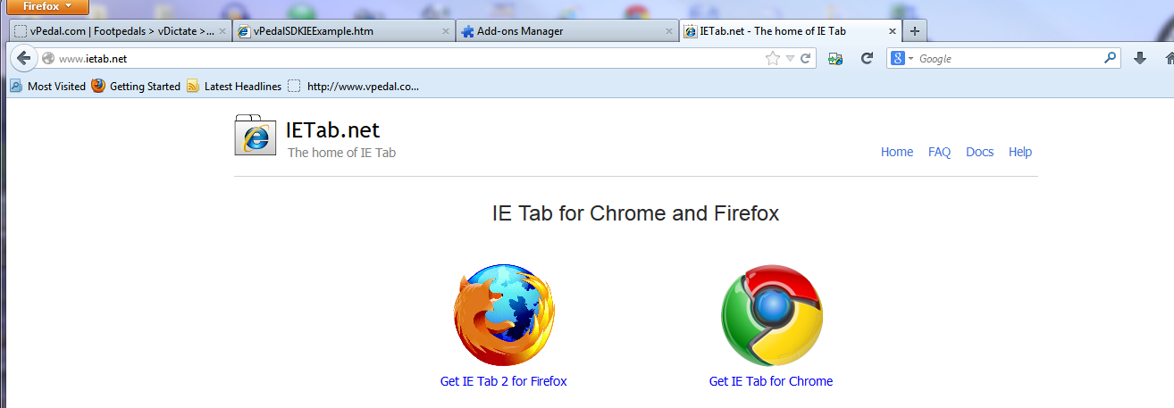 firefox+chrome